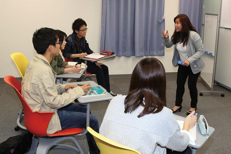 東洋大学Toyo Achieve English 特別講座