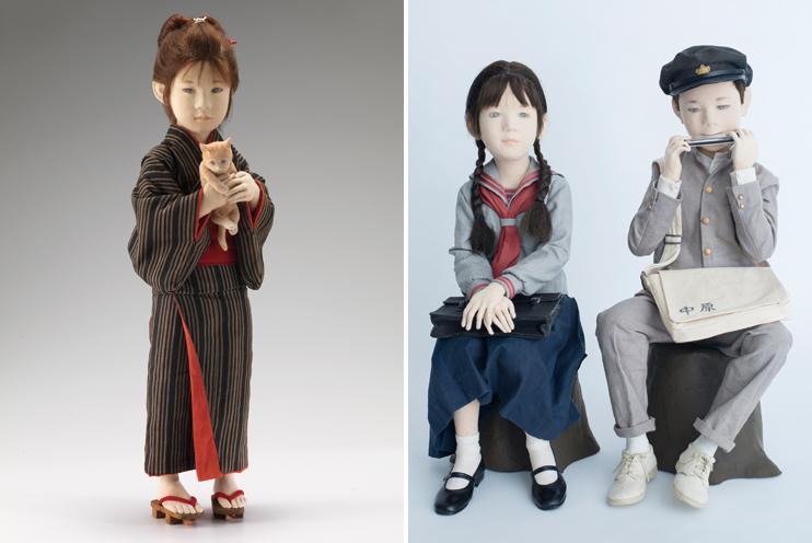 パリ開催・傘寿記念 「与 勇輝展〜創作人形の奇跡〜」