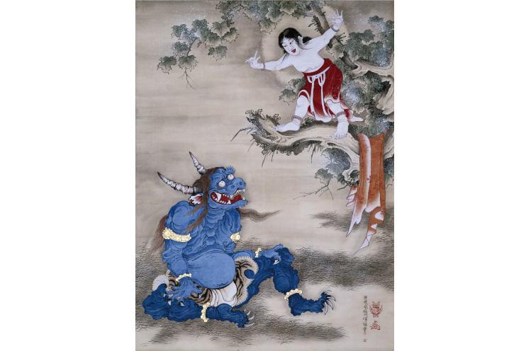 【特集】奇想の系譜展 江戸絵画ミラクルワールド