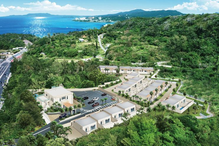 U-MUI Forest Villa Okinawa YAMADA GUSUKU<br />(ウムイ フォレスト ヴィラ オキナワ ヤマダ グスク)
