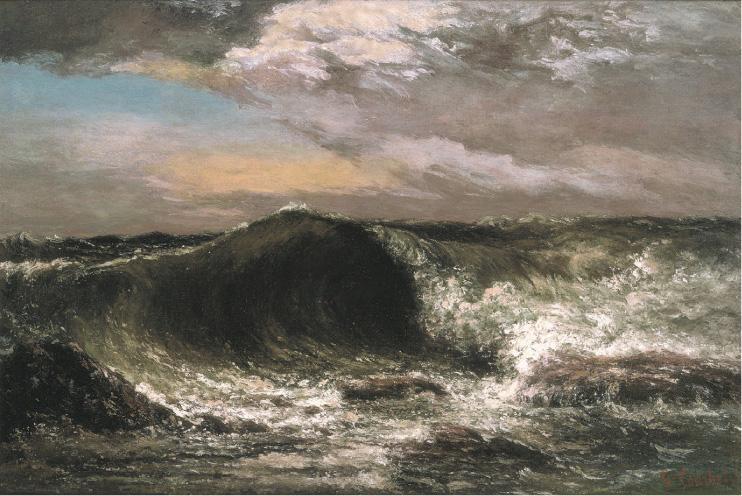 クールベと海展―フランス近代 自然へのまなざし