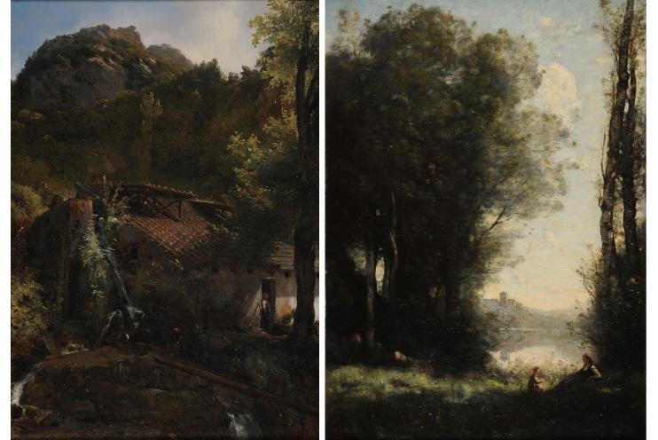 ランス美術館コレクション<br />風景画のはじまり コローから印象派へ