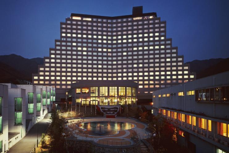 ホテル リステル猪苗代 ウイングタワー